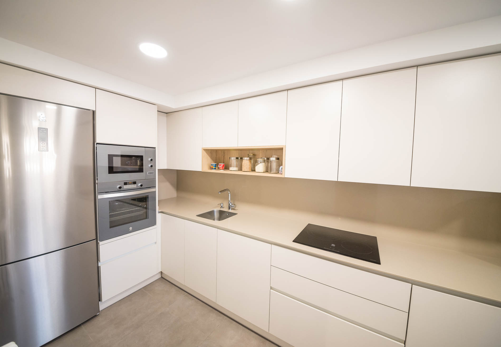 Reforma integral de piso en Zaragoza - Proyecto Gómez Laguna por COTA ZETA