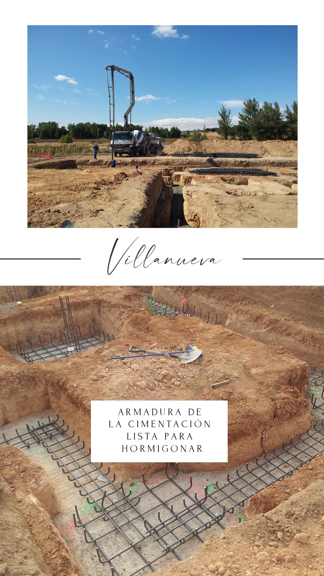cota ZETA - Construcción unifamiliar paso a paso - Arquitectura y construcción en Zaragoza