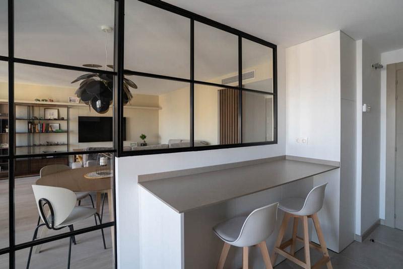 Proyecto de Interiorismo Zaragoza - Torre Romareda